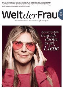 Welt der Frau 09/2014 Cover